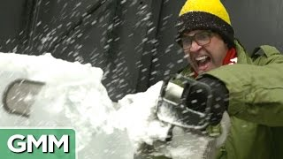 Ultimate Ice Sculpting Challenge