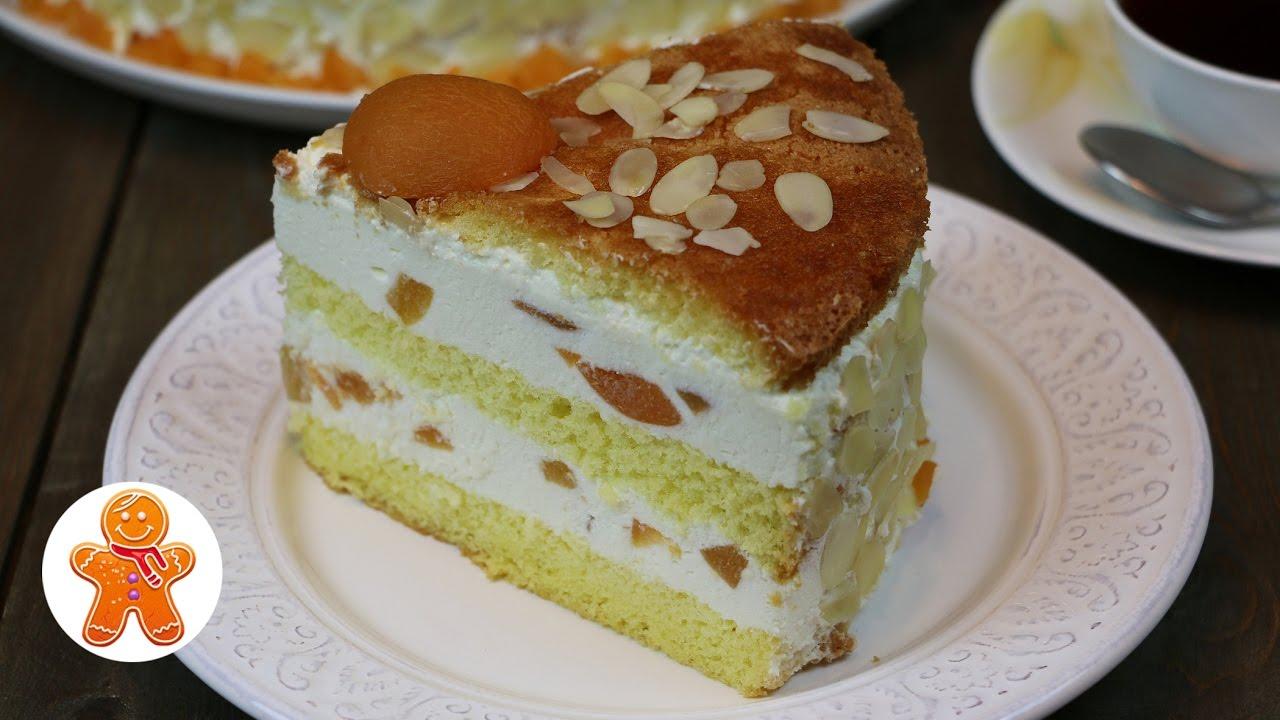 Творожный тортик домашний