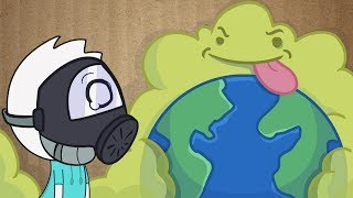 Global Warming Explained With Farts