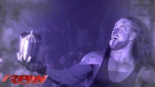 WWE Legends celebrate 25 years of The Undertaker: Raw, November 23, 2015
