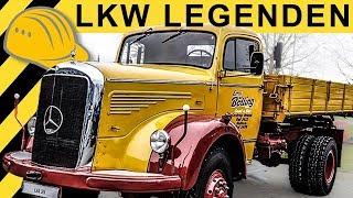 Du magst OLDTIMER LKW? Dann schau Dir das an! Infos & Anekdoten aus 50 Jahren Historische Trucks