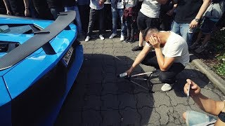 Lamborghini Aventador Dezibel Messung | inscopelifestyle