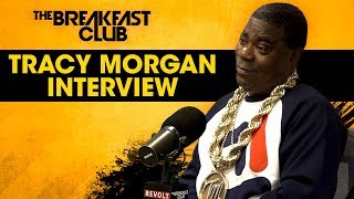 Tracy Morgan Responds To Rob Stapleton, Talks Happiness, Love For Entertaining + More