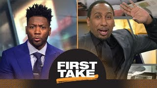Stephen A. Smith is