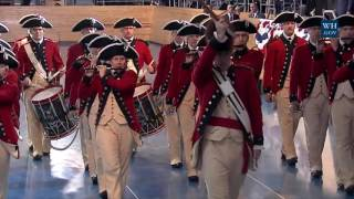 Armed Forces Full Honor Review Farewell Ceremony