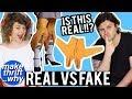 GAME: Real Or Fake Fashion? | Make Thrif...mp3