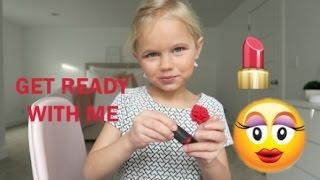 Cutest kids makeup tutorial