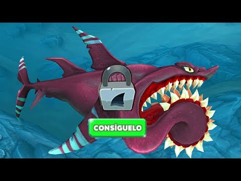 minecraft hungry shark evolution