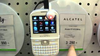 Alcatel OT-819 White