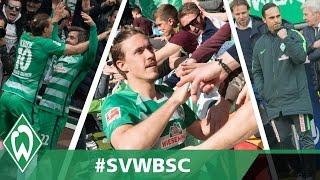 Werders TOP-Sturmduo trifft wieder! Max Kruse & Fin Bartels | SV Werder Bremen - Hertha BSC 2:0