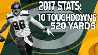 Welcome to the Green Bay Packers Jimmy Graham | NFL Free Agent Highlights