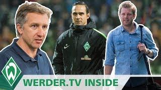 Nouri freigestellt - Kohfeldt übernimmt | WERDER.TV INSIDE nach Augsburg