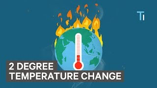 What Would Happen If The Earth Became 2 Degrees Warmer