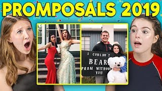 Teens React To Promposals 2019