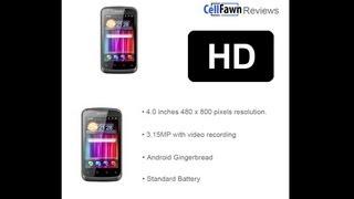 Alcatel OT-978 review by CellFawn
