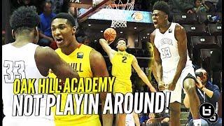 THE BEST TEAM IN AMERICA! Oak Hill Academy Is TOO OP! Oak Hill vs La Lumiere at Bass Pro!