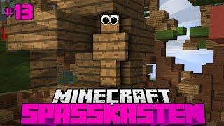 100% GETARNTE HÖLZER?! - Minecraft Spasskasten #13 [Deutsch/HD]