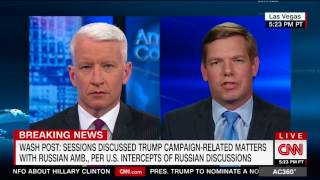 Rep. Swalwell on CNN calling for Attorney General Jeff Sessions to resign