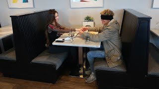 I SET MY TWIN ON A BLIND DATE!