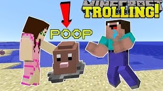 Minecraft: TROLLING FANS WITH BAD POKEMON!!!