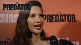 The Predator | The Rundown Red Carpet Special | 20th Century FOX