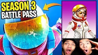FORTNITE: SEASON 3 IST HEFTIG - ASTRO-SKIN! | Fortnite Battle Royale | PrankBrosGames