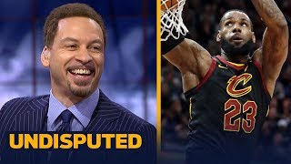 Chris Broussard on LeBron James and Cleveland Cavaliers