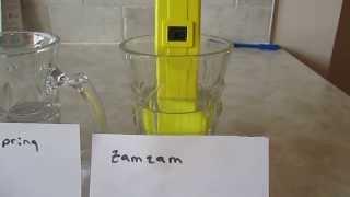 ZamZam pH Test