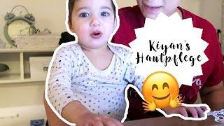 KIYANS HAUTPFLEGE | Everyday life Familienvlog | Filiz