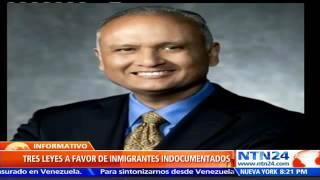 Gobernador de California firma leyes que beneficiarán a cerca de 170.000 inmigrantes indocumentados