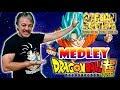 Adrian Barba - Medley Dragon Ball Supermp3