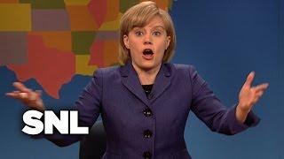 Weekend Update: Angela Merkel - Saturday Night Live