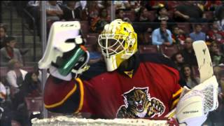 Luongo's fresh start has fuelled the Florida Panthers
