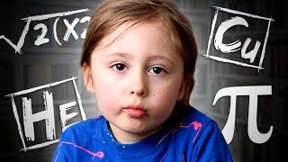 """""""Telepathic"""" Genius Child Tested By Scientist"""