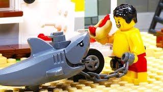Lego Shark Attack - Fat Lego
