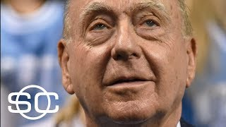 Dick Vitale crushed by NCAA basketball allegations in FBI probe   SportsCenter   ESPN