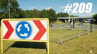 #209: Illegaal Huis Bouwen op Rotonde [OPDRACHT]