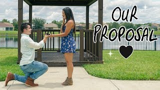 OUR PROPOSAL: Our 6 Year Love Story! Natalie & Dennis