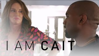 I Am Cait | Kanye West Shares Empowering Words With Caitlyn | E!