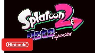 Splatoon 2: Octo Expansion Trailer - Nintendo Switch