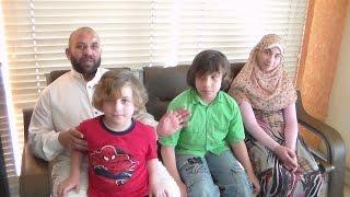 رجل تزوج من مصريه وانجب أطفال ايطاليين --- والسبب مفاجأه على شبكه علم