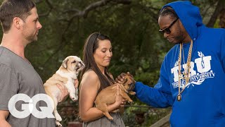2 Chainz Pets a $100K Dog | Most Expensivest Sh*t | GQ