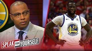 Caron Butler weighs in on Draymond Green
