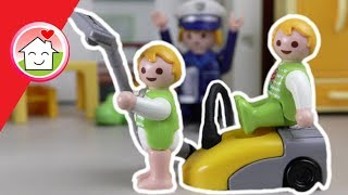 Playmobil Film deutsch  - Ein ganz normaler Abend - Kinderserie - Familie Overbeck - Family Stories