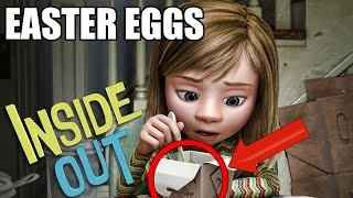 45 Easter Eggs of INSIDE OUT You Didn