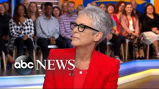 Jamie Lee Curtis opens up about