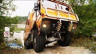 Die verrücktesten Off-Roader 1/2   Riesenkipper, Bagger & Co.   Abenteuer Auto Classics