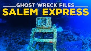 Salem Express - Ghost Wreck Files