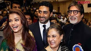 Aishwarya & Abhishek Have No Plans To Move Out, Will Be Staying With Big B At Jalsa | Bollywood News