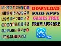Download Paid Games , Apps from App Stor...mp3